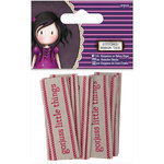 Docrafts - Gorjuss - Stitched Ribbon Tags - Santoro