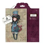 Santoro London - Gorjuss 8 x 8 Paper Pack