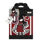 Santoro London - Gorjuss Rubber Stamp - The Getaway