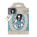 Santoro London - Gorjuss Rubber Stamp - The Owl
