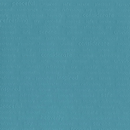 Core'dinations - Happy Colors Collection - 12 x 12 Embossed Color Core Cardstock - Sky - Montego Bay