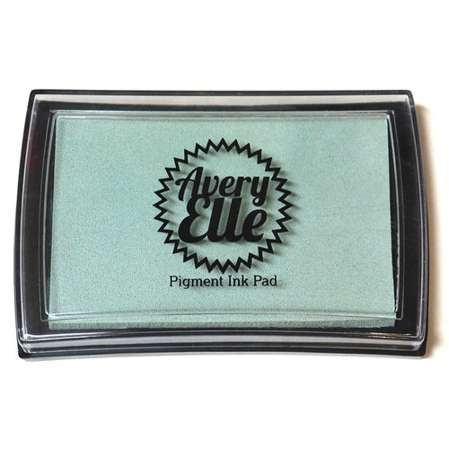 Avery Elle - Pigment Ink Pad - Sea Glass