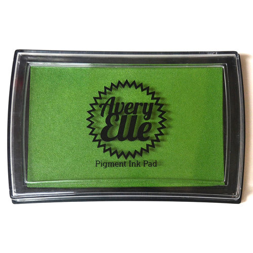 Avery Elle - Pigment Ink Pad - Celery