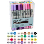 Too Corporation - Copic Ciao - Dual Tip Markers - 36 Piece Set