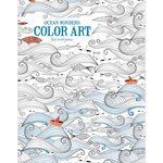 Leisure Arts - Ocean Wonders Color Art