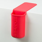 Holster Brands - Lil' Holster Skinny - Heat-Resistant Silicone Holder - Red