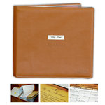 ArchivaLife - Life Lines Edition - 12 x 12 Life Lines Album - Genuine Leather