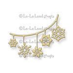 La-La Land - Christmas - Die - Snowflake Banner