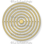 La-La Land - Die - Stitched Nested Circles