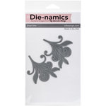 My Favorite Things - Die-Namics - Dies - Simple Leaf Flourishes