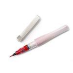 ZIG - Memory System - Wink Of Stella - Glitter Brush Marker - Glitter Red