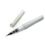 ZIG - Memory System - Wink Of Stella - Glitter Brush Marker - Glitter Silver