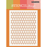 Penny Black - Stencils - Honeycomb