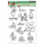 Penny Black - Clear Acrylic Stamps - Tiny Treats