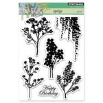 Penny Black - Clear Acrylic Stamps - Sprigs