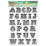 Penny Black - Clear Acrylic Stamps - A To Z