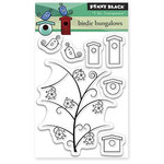 Penny Black - Clear Acrylic Stamps - Birdie Bungalows