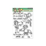 Penny Black - Clear Acrylic Stamps - Wet and Wild