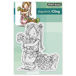 Penny Black - Cling Mounted Rubber Stamps - Carrot Collector