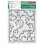 Penny Black - Cling Mounted Rubber Stamps - Swaying