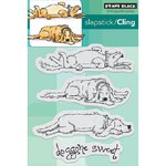 Penny Black - Cling Mounted Rubber Stamps - Doggone Sweet