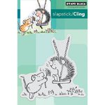 Penny Black - Cling Mounted Rubber Stamps - So Kind