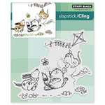 Penny Black - Cling Mounted Rubber Stamps - Furry Flight