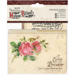 DoCrafts - Papermania - Madame Payrauds Collection - Labels