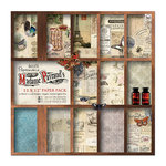 DoCrafts - Papermania - Madame Payrauds Collection - 12 x 12 Paper Pack