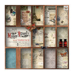 DoCrafts - Papermania - Madame Payrauds Collection - 6 x 6 Paper Pack