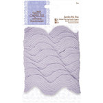 DoCrafts - Papermania - Capsule Collection - French Lavender - Jumbo Ric Rack