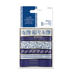 DoCrafts - Papermania - Parisienne Blue Collection - Ribbon