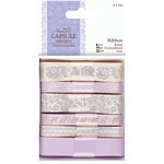 DoCrafts - Papermania - Capsule Collection - French Lavender - Ribbon