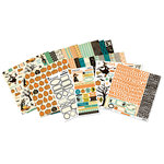 October Afternoon - Witch Hazel Collection - Halloween - 12 x 12 Collection Kit