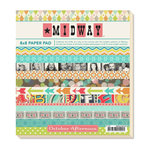 October Afternoon - Midway Collection - 8 x 8 Paper Pack