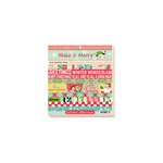 October Afternoon - Make it Merry Collection - Christmas - 8 x 8 Paper Pad