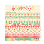 October Afternoon - Cakewalk Collection - 8 x 8 Paper Pack