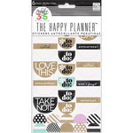 Me and My Big Ideas - Create 365 Collection - Stickers - 6 Sheets - Love This - Neutral