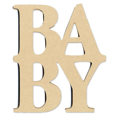 Kaisercraft - Beyond the Page Collection - Baby Monologue