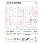 Craftwell - eCraft - 12 Inch Electronic Cutting System - Image Card - Home and School