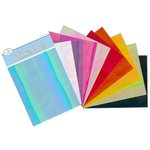 Elizabeth Craft Designs - Mylar Shimmer Sheetz - Iris