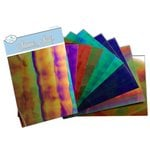 Elizabeth Craft Designs - Mylar Shimmer Sheetz - Gemstone