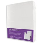 Crafter's Companion - EZ Mount Stamp Storage Binder - 3-Ring - Clear