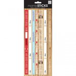 Me and My Big Ideas - MAMBI Sticks - Clear Stickers - Make Today A Good Day Borders