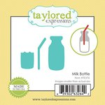 Taylored Expressions - Die - Milk Bottle