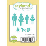 Taylored Expressions - Die - Potty People