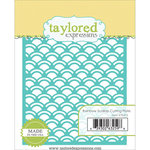 Taylored Expressions - Die - Rainbow Scallop Cutting Plate