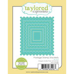 Taylored Expressions - Die - Postage Stamp Stacklets
