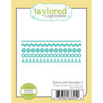 Taylored Expressions - Die - Skinny Mini Borders 2