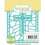 Taylored Expressions - Die - Stained Glass Cross